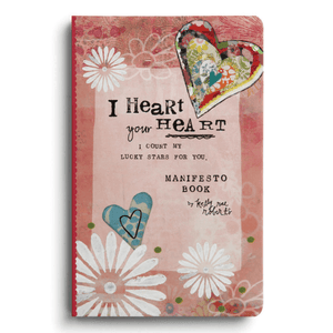I Heart Your Heart Magnet Gift Book | Kelly Rae Roberts