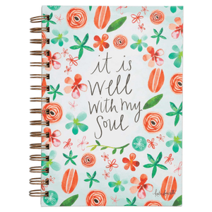 Christian Gratitude Journal | It is Well with My Soul