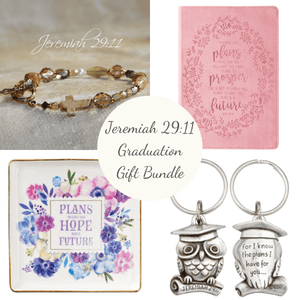 Jeremiah 29:11 Graduation Gift Bundle Care Package