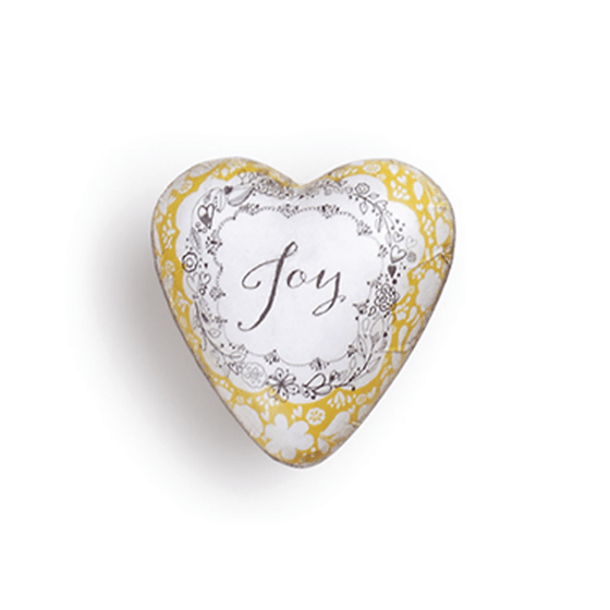 Art Heart Pocket Token | Joy