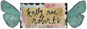 Kelly Rae Roberts Gift Books Available at Clothed with Truth