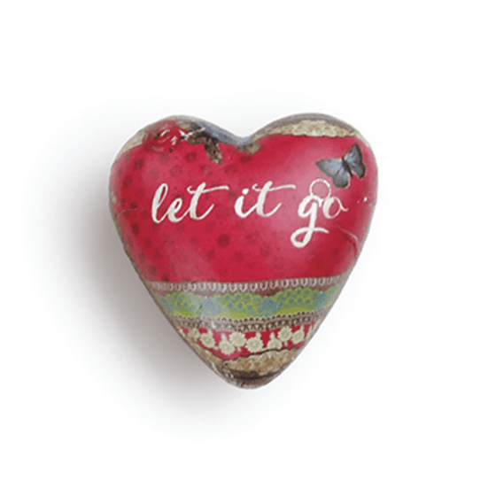 Art Heart Pocket Token | Let It Go