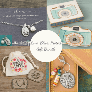 Love Bless Protect Gift Bundle