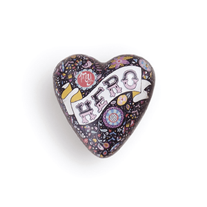 Art Heart Pocket Token | My Hero