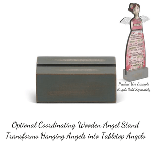 Optional Display Stand For Hanging Angels