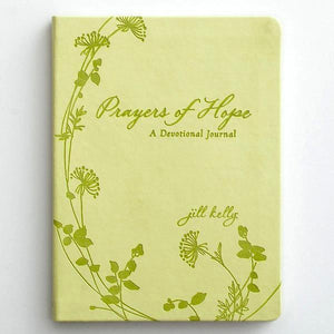Christian Devotional Prayer Journal | Prayers of Hope