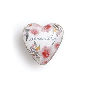 Art Heart Pocket Token | Serenity