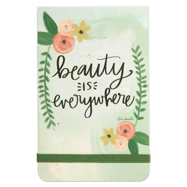 Beauty is Everywhere Pocket Notepad