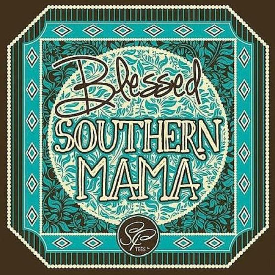 SassyFrass Long Sleeve Christian T-Shirt | Blessed Southern Mama