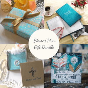 Blessed Mom Gift Bundle Care Package