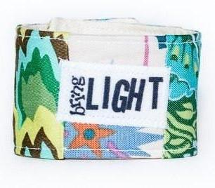 Secret Message Blessing Band Cuff Bracelet | Bring Light | Matthew 5:14
