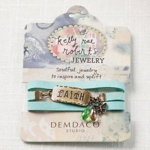 Faith Wrap Bracelet | Kelly Rae Roberts