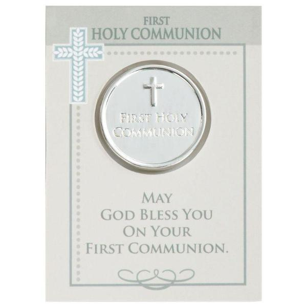First Communion Pocket Token Gift Packaging