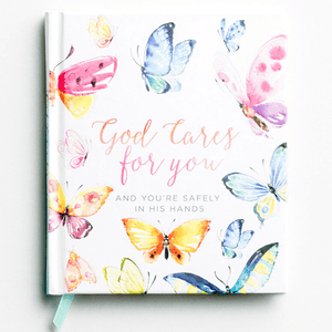 God Cares for You Devotional Gift Book