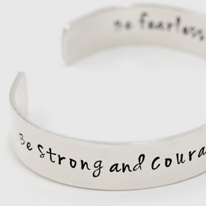 Double Sided Engraving Charge for Custom Personalized Cuff Bracelets