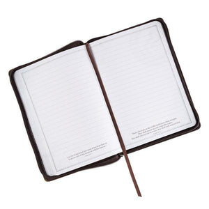 Strong & Courageous Journal