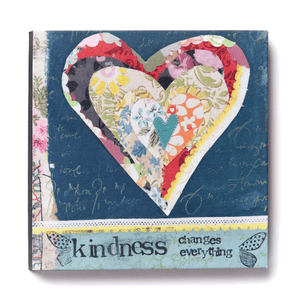 Kindness Changes Everything Canvas Wall Art | Kelly Rae Roberts