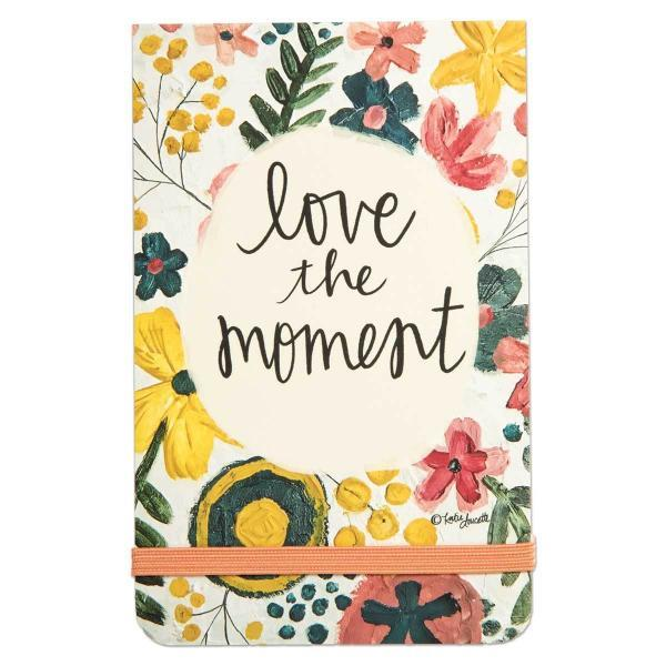 Love the Moment Pocket Notepad