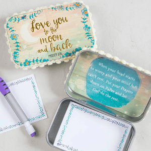 Prayer Box | Love You to the Moon & Back | Natural Life