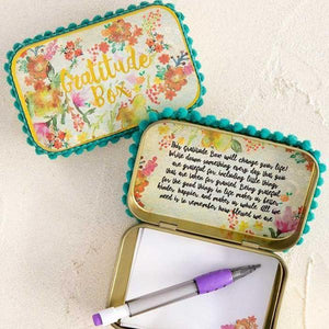 Gratitude Prayer Box | Natural Life