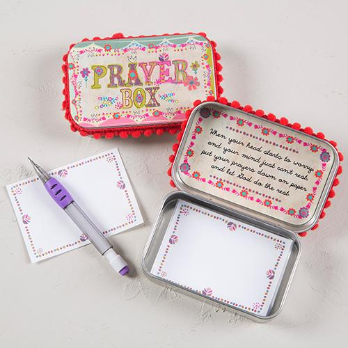 Crazy Love Natural Life Prayer Box