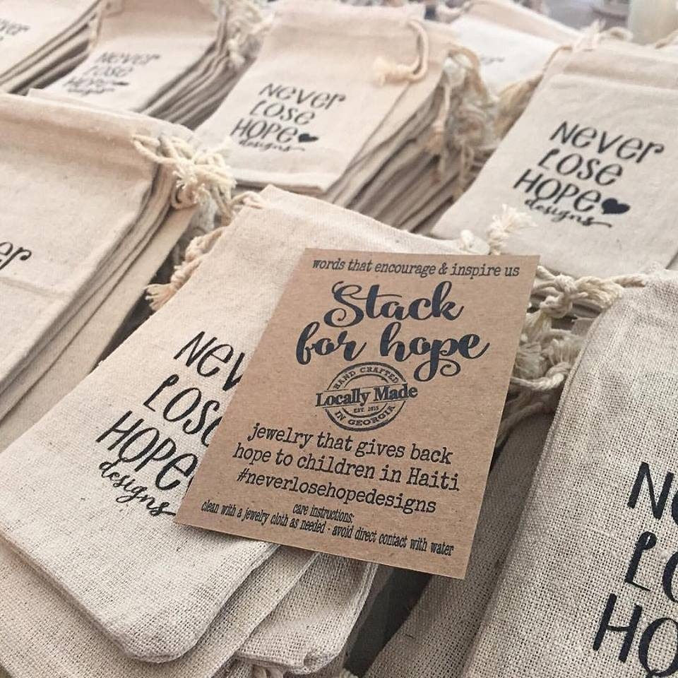 Never Lose Hope Necklaces | Made in the USA