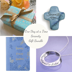 One Day at a Time Serenity Gift Bundle