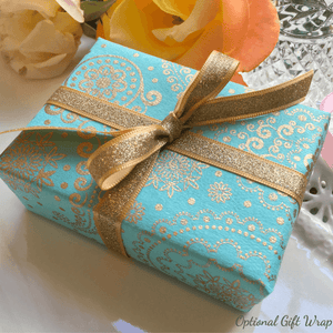 Optional Gift Wrap for 14k Gold Jewelry