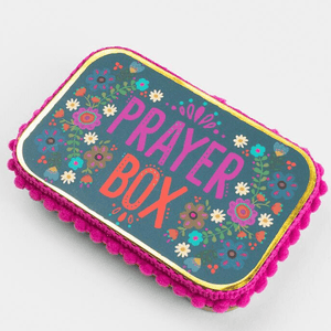 Natural Life Floral Prayer Box