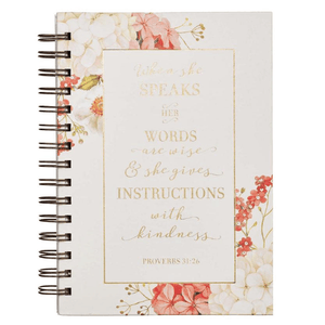 Christian Gratitude Journal | Proverbs 31:25