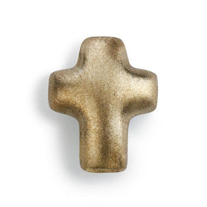 Courage Artful Cross Pocket Token