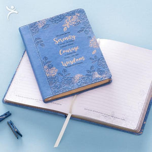 Serenity Prayer Journal | LuxLeather