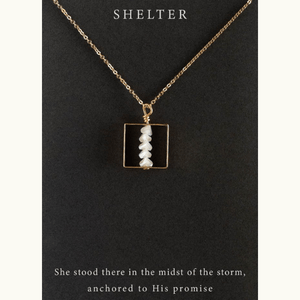 Shelter Pendant Necklace | Revival Collection
