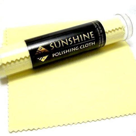Sunshine Polishing Cloth | Jewelry Cleaning Cloth