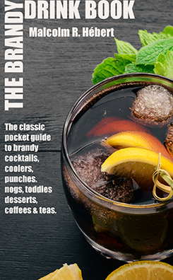 The Brandy Drink Book