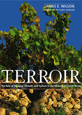 Front cover image for the book Terroir by James E. Wilson