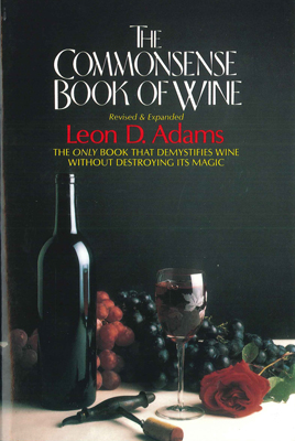 Front cover image for the book The Commonsense Book of Wine
