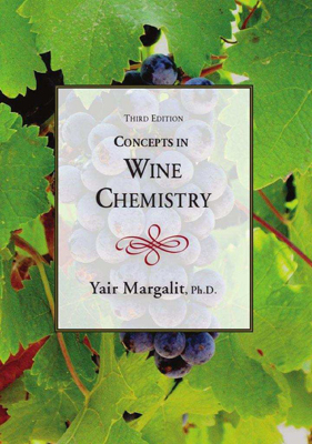 Front cover image for the book Concepts in Wine Chemistry 3rd Edition