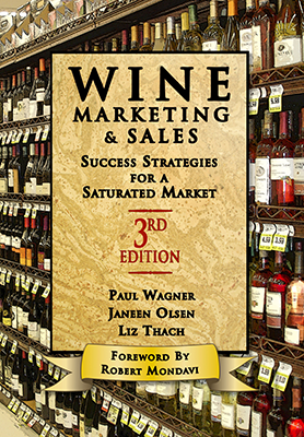 Wine Marketing and Sales 3rd Edition