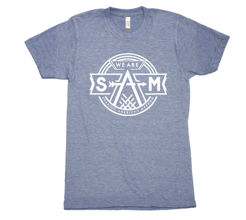 SAM Classic Logo Heather