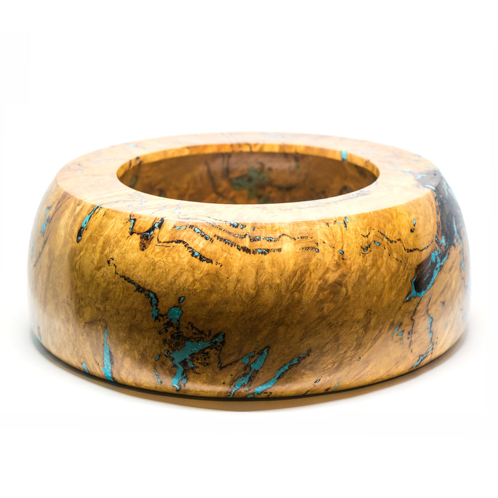Wood Proper - Walnut Burl Handcrafted Bowl