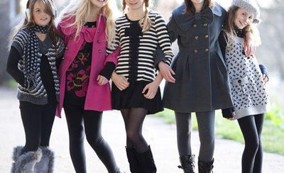 Clothing Stores: Girls Clothes in Different Styles for Different Ages