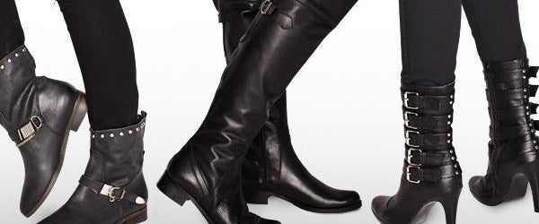 Womens Shoes: Hints for Selecting Different Forms of Womens Boots - Fabulous Bargains Galore