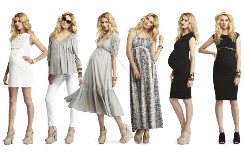 Look Great Pregnant In Stylish Maternity Clothes - Live The Joyful Life