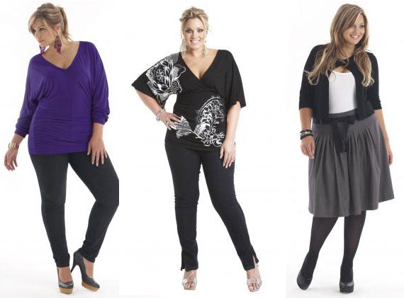 Cheap Plus Size Womens Clothes That Won't Burn a Hole in Your Pocket - livethejoyfullife