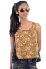 Lace Leopard Print Top