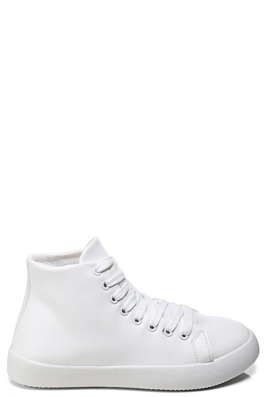 Hi White Trainers-Fabulous Bargains Galore