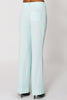 Mint Pleated Sheer Summer Trousers Ex-Branded
