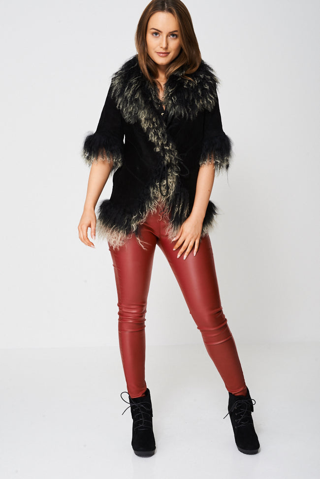 Exclusive Collection Fur Jacket-Fabulous Bargains Galore