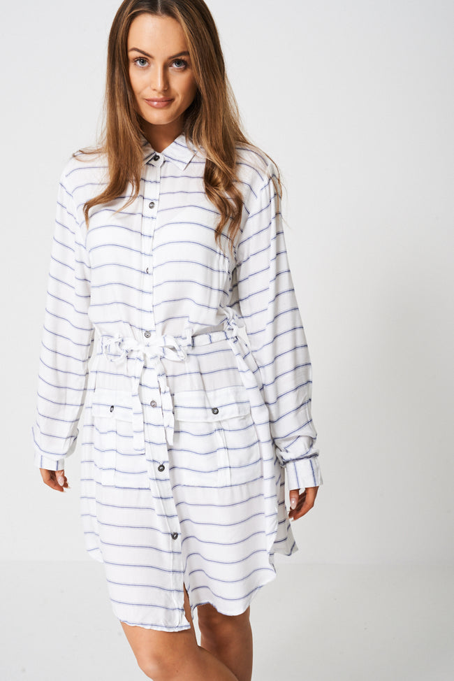 Lightweight Shirt Dress Ex-Branded-Fabulous Bargains Galore